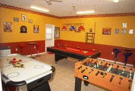 Property Photo: Game-room