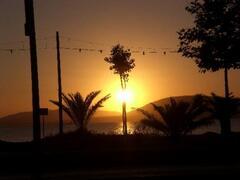 Alghero sun set