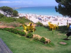 Alghero le bombarde beach