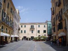 Alghero Piazza Sulis