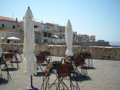 Nice restaurant over Bastioni