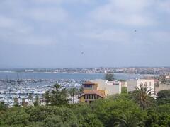 View of Alghero
