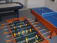 Property Photo: Games Room, Orange Blossom Villa