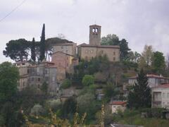 The town of Vernasca