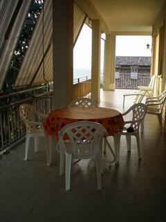 Great terrazza