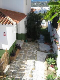 Andaluz Garden entrance