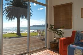 Property Photo: beach front cable bay accommodation