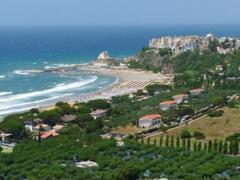 Nearby Seaside Resort of Sperlonga
