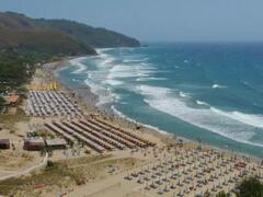 Nearby Golden Sandy Beaches of Sperlonga