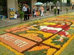 Itri Flower Festival in June