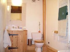 Main bath and shower room