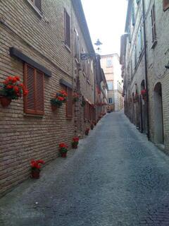 The town has narrow and atmospheric streets waiting to be discovered