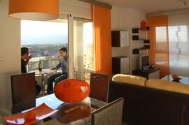 Property Photo: Milenio Apartments: Living Area