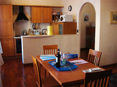 Property Photo: Dining Room / Kitchen