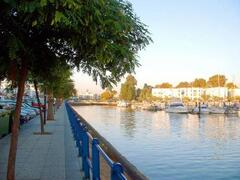 Ayamonte Harbour