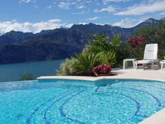Property Photo: Malcesine Holiday Apartment Villa