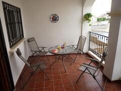 private veranda/Balcony