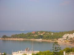 Property Photo: Balcony view