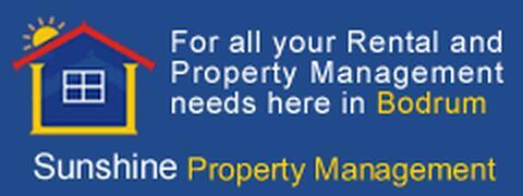 Property Photo: Sunshine Property Management in Bodrum