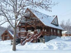 Property Photo: Kabayama Log House - Niseko