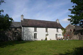 Property Photo: Craig y Nos Farmhouse
