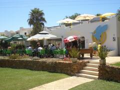 The Pergola restaurant
