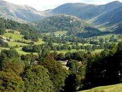 The Troutbeck valley