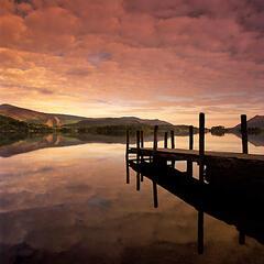 Coniston at sunrise