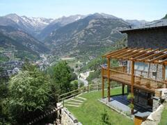 Property Photo: View you have from the chalet