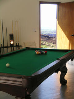 Pool Table/Gameroom