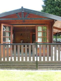 Troutbeck Lodge exterior