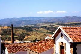Local village of Periana