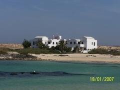 Property Photo: The Complex from the lagoon
