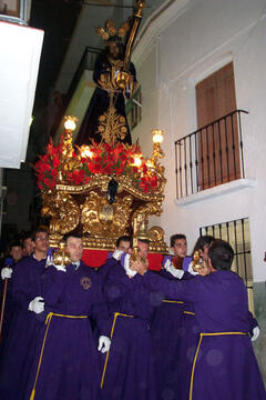 Easter procession.