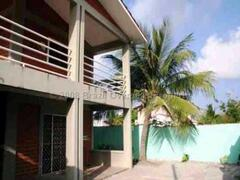 Property Photo: Front of beach villa.