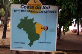 You are here, Punto do Seixas.