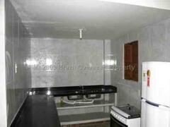 Granite kitchen.