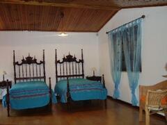 Bedroom-3 single beds