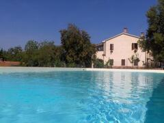 Property Photo: The Villa and the swimminpool