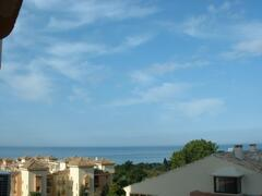 Property Photo: Sea View from Balcony