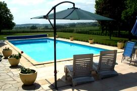 Property Photo: Lower Pool Terrace