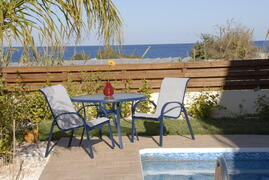 Property Photo: Villa Outdoor Area and View