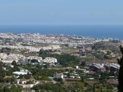 Aerial View of Benalmadena