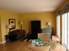 Property Photo: Ocean View Accommodations in Trinity Bay Newfoundland