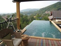 Property Photo: Rooftop infinity edge pool
