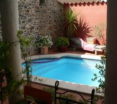 Property Photo: pool on the terrace