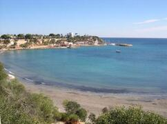 Cabo Roig Beach and Bay