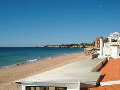 Armacao de Pera beach - 25 mins walk away