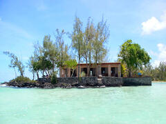 Property Photo: Lilot your private secluded Island + a luxury Villa of high standard for an exclusive holiday in Mauritius.