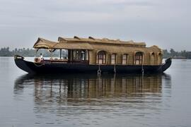 Property Photo: House Boat Full View